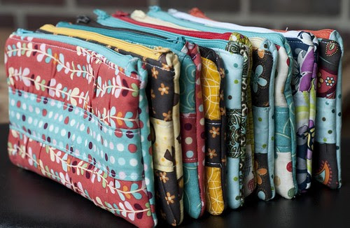 Gathered Clutches