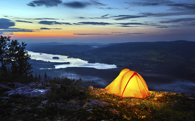 Camping Outdoor Pictures