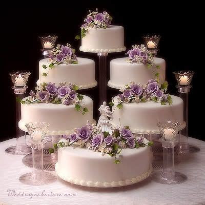 tier wedding cakes ideas  pinterest tiered