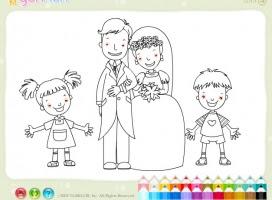 Düğün Boyama Oyunu Oyna Düğün Boyama Oyunu Düğün Boyama Düğün Bo