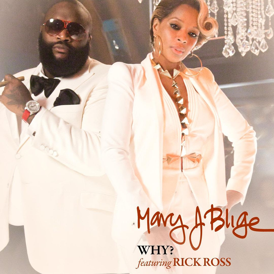 Why (Single Cover), Mary J. Blige, Rick Ross