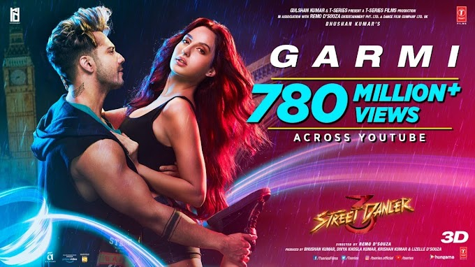 Garmi Song Lyrics,Street Dancer 3D ,Varun D, Nora Fatehi