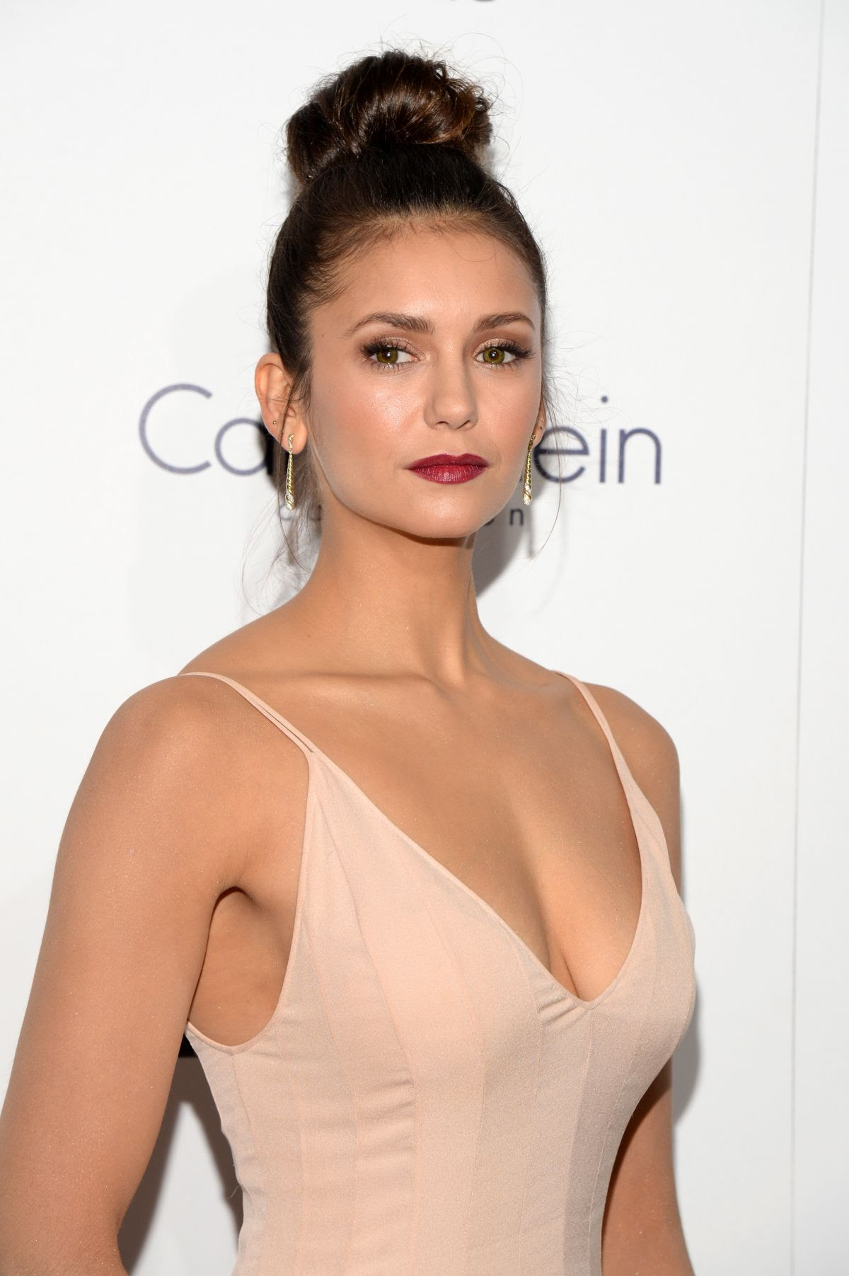 NINA DOBREV at 2015 Elle Women in Hollywood Awards in Los Angeles 10/19/2015