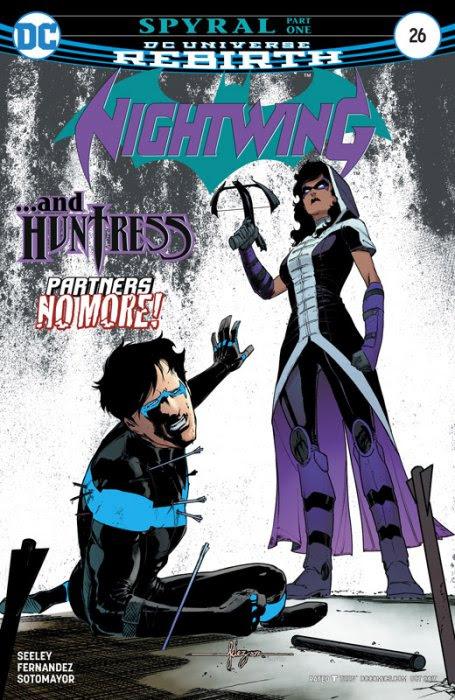 Nightwing #26