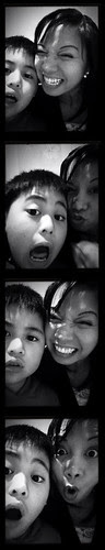 using Incredibooth app