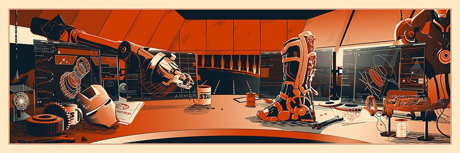 The Iron Man by Rob Loukotka