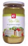 Tofu in Vaso Biologico