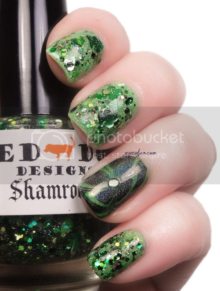 xoxoJen's swatch of Shamrock Shake from Red Dog Designs