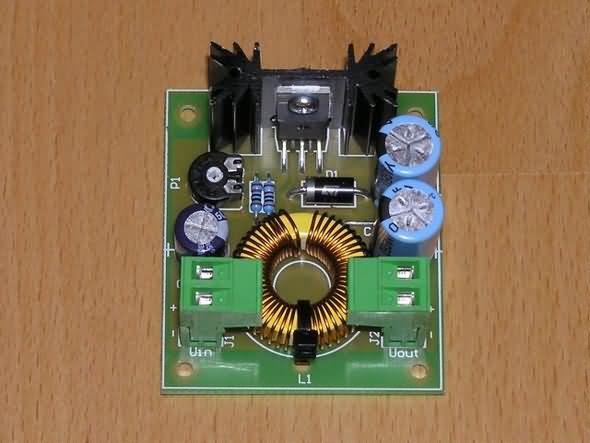 LM2576-chuyển mạch điện-Chuyển đổi-ĐCĐC