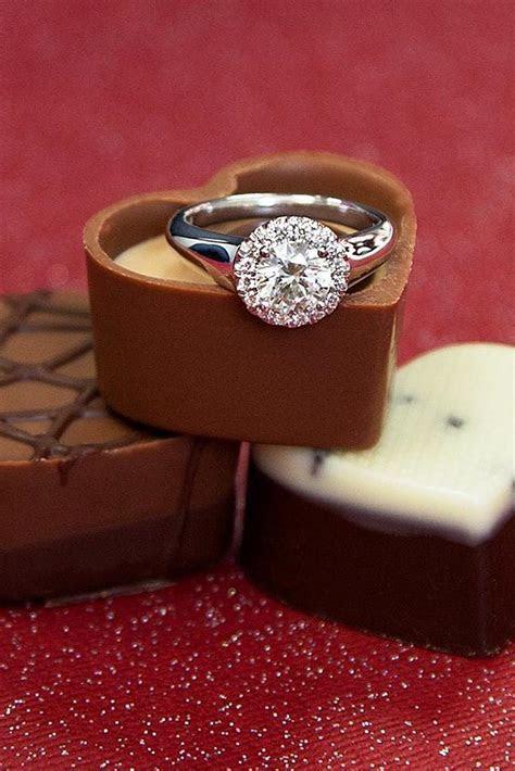 Chocolate Candy Wedding Ring   Image Wedding Ring Imagemag.co