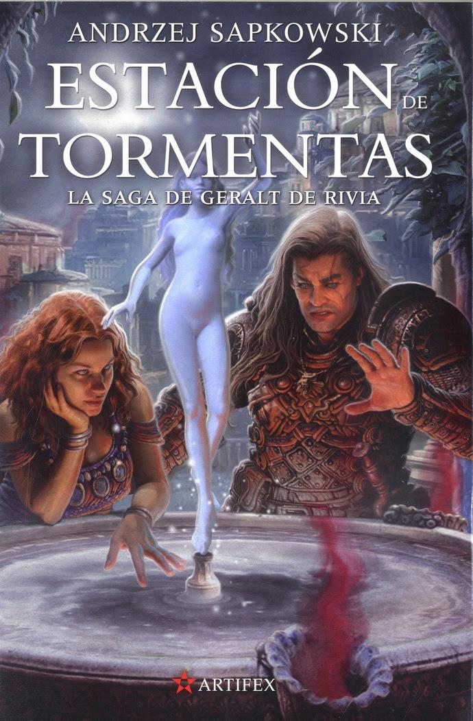 Saga de Geralt de Rivia. Estación de tormentas