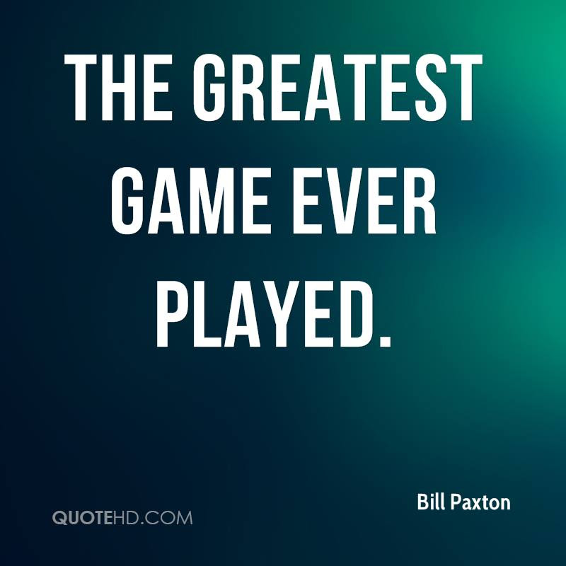 Bill Paxton Quotes Quotehd
