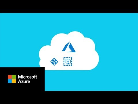 How does Microsoft Azure work?