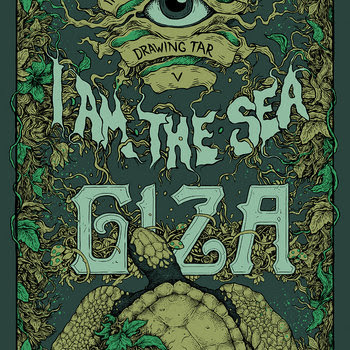 I am the ocean, I am the sea cover art