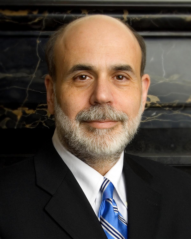 Former Fed Boss Ben Bernanke