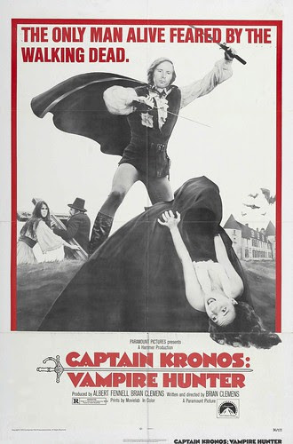 Captain Kronos: Vampire Hunter (1974)