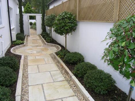 small garden design examples - Small Garden Design Examples