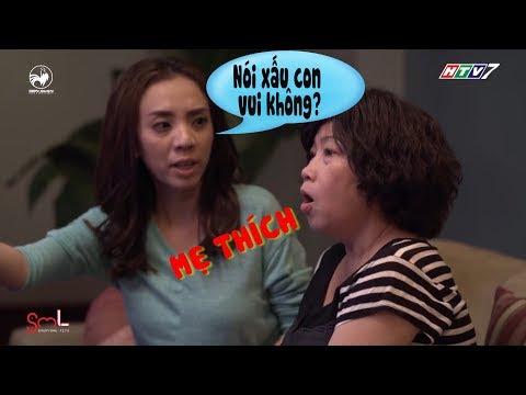 """Giặc bên Ngô cũng không bằng cái miệng """"bô bô"""" của mẹ chồng Thu Trang"""