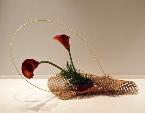 The nordic lotus ikebana blog woven chair seat for Japanische blumenkunst