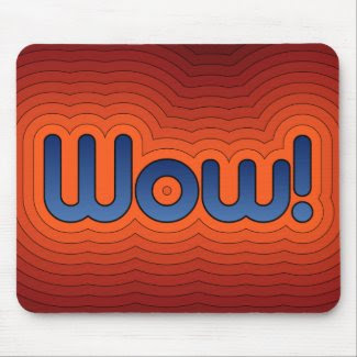 Wow! Mousepad mousepad