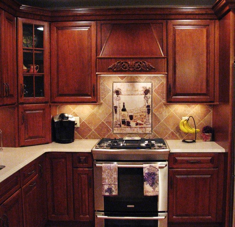 Kitchen Splashback Photos