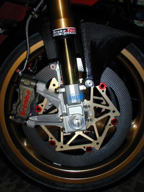 Motogp Brake Rotors