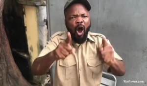 Download Comedy Video:- Alhaji Musa – Officer
