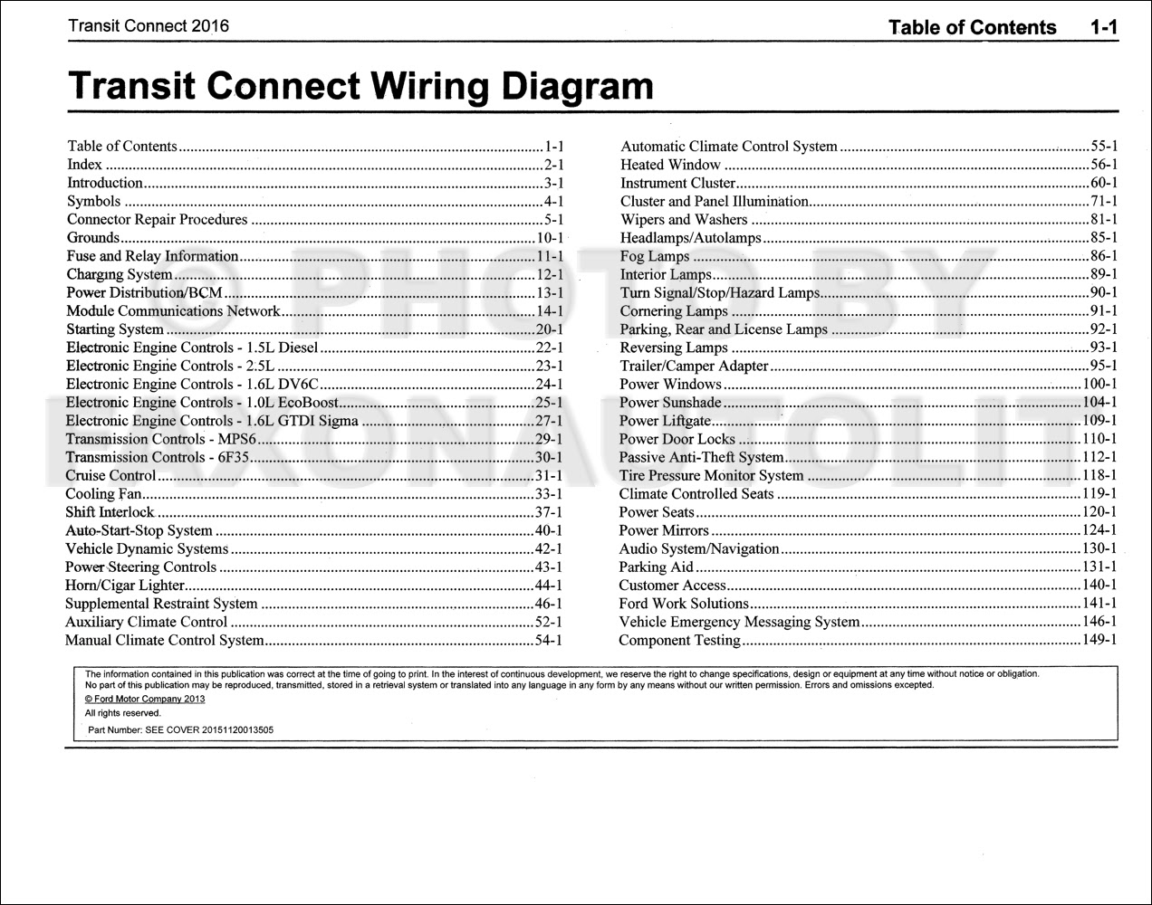 2014 Ford Transit Connect Wiring 88 K5 Blazer Wiring Diagram Begeboy Wiring Diagram Source