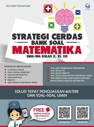 Contoh Latihan Soal: Soal Matematika Wajib Smk Kelas 11 ...