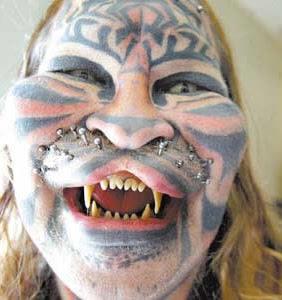 Manusia harimau