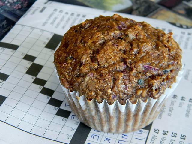 Radish Muffins