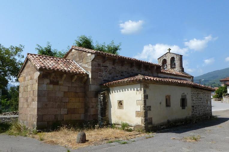 Resultado de imagen de Iglesia de Santa Leocadia (Helguera)