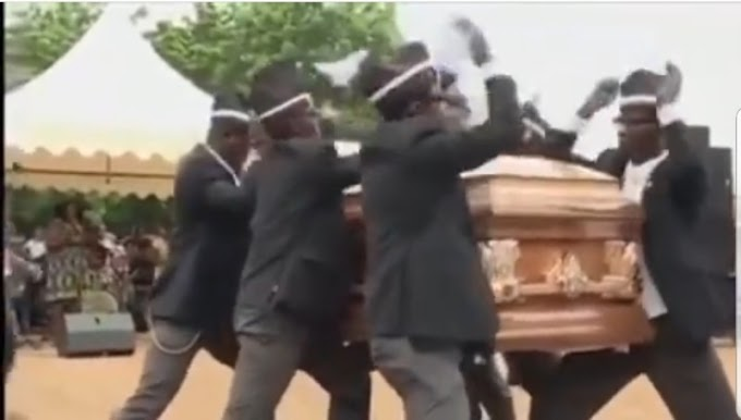 [LU GIST] Interview with the dancing coffin Undertaker who became an online sensation! MUST WATCH