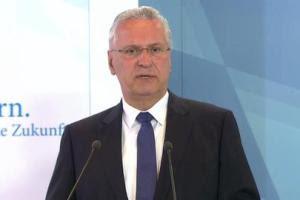 Bayerns Innenminister Joachim Herrmann (CSU)