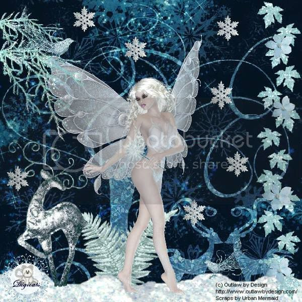 Fairies,Fantasy,Winter