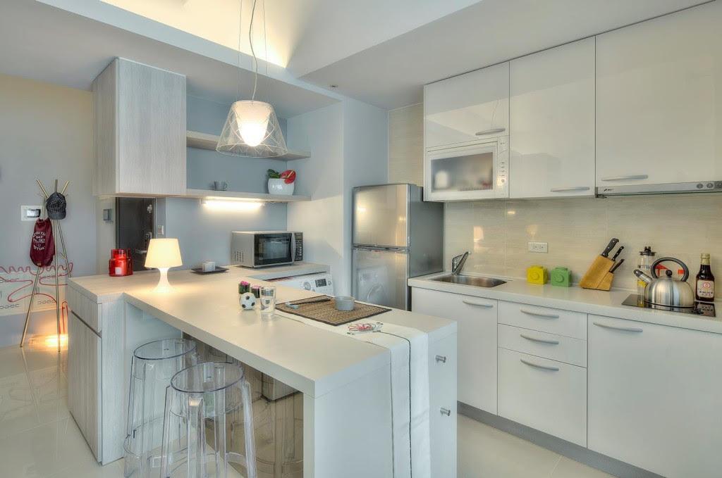 Hiasan Dapur Rumah Teres Kreasi Rumah