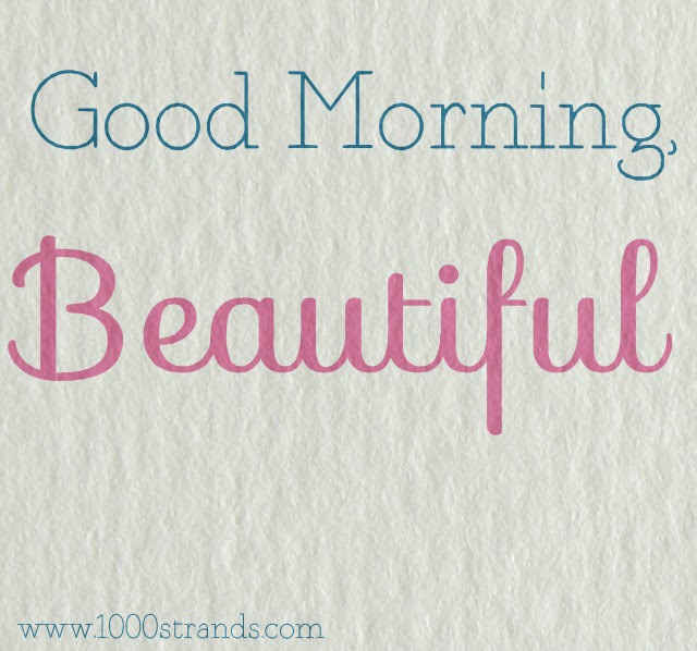 Best Of Good Morning To Beautiful Girl Soaknowledge