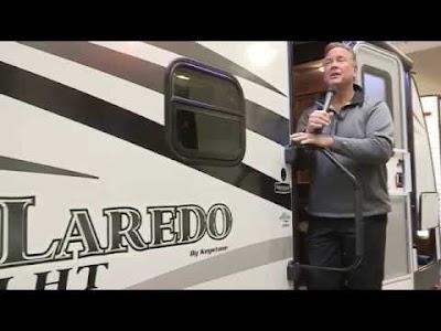 Keystone RV videos: Laredo LHT Bunkhouse, Cougar Xlite, Dual Refrigerator Outback & Summerland Mini