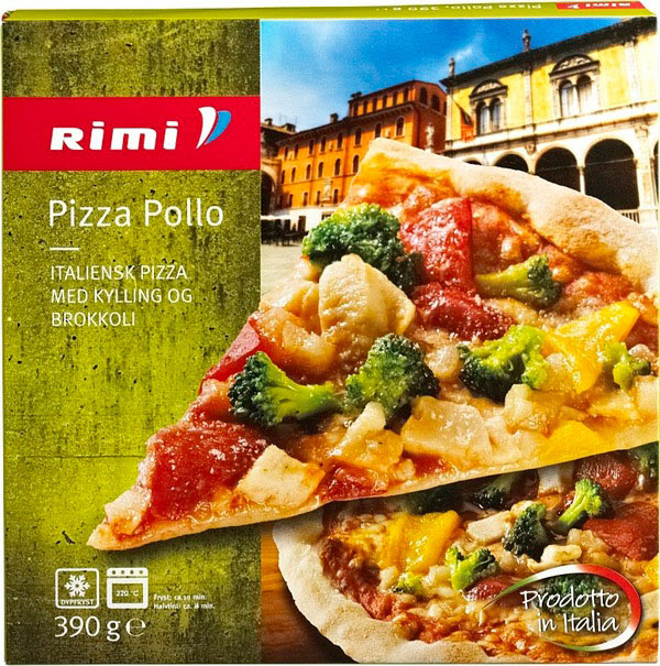 RIMI Italian Pizza packaging Ideas 3 25+ Sour & Spicy Pizza Packaging Design Ideas