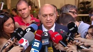 """orge Fernández Díaz, en la seva compareixença per les filtracions de """"Público"""""""
