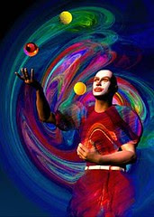 27 The Juggler  L
