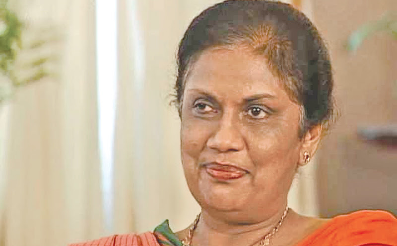 PM sets example to all politicians – Former President Chandrika