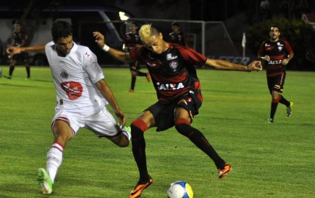 América-RN x Vitória; William Henrique (Foto: Divulgação/EC Vitória)