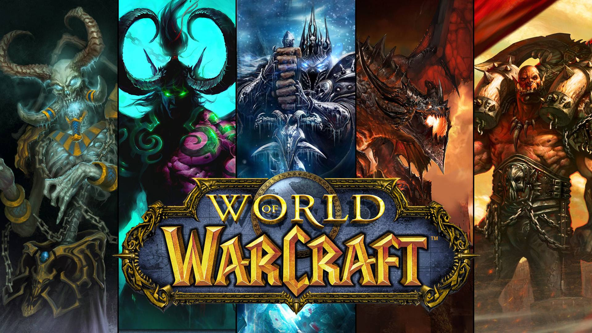 World Of Warcraft Wallpapers Best Wallpapers
