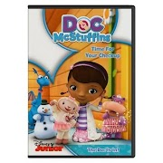 Disney Doc McStuffins: Time For Your Check Up DVD