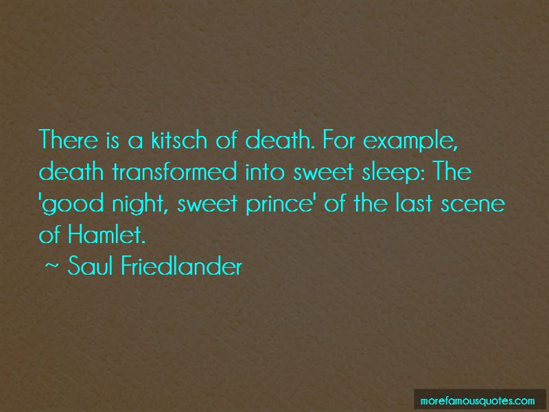Saul Friedlander Quotes Top 4 Famous Quotes By Saul Friedlander