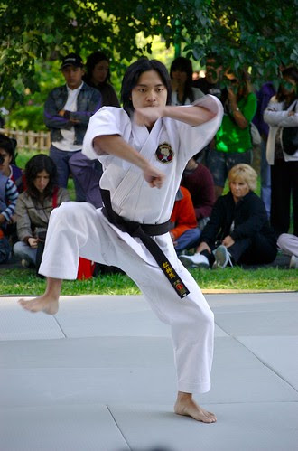 Karate by blmurch, on Flickr