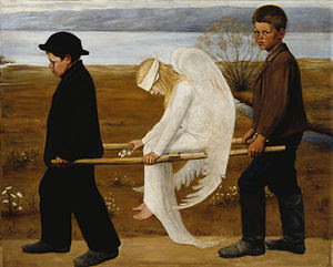 http://upload.wikimedia.org/wikipedia/commons/thumb/7/72/The_Wounded_Angel_-_Hugo_Simberg.jpg/300px-The_Wounded_Angel_-_Hugo_Simberg.jpg