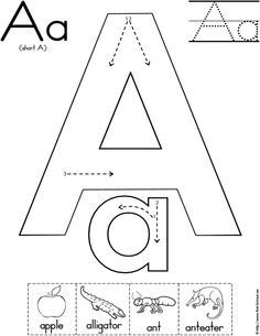 worksheets for each sound in the alphabet! FREE! Also mini books ...