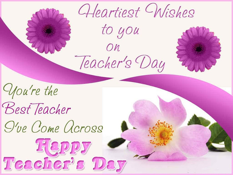 Happy Teachers Day Wishes Messages Status 2018 Wishesmsg